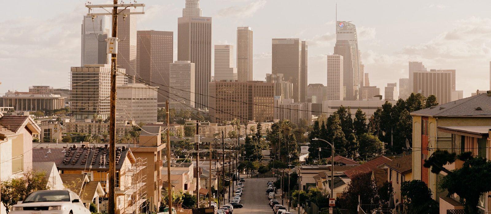 The Best Neighborhoods for Walking in Los Angeles Los