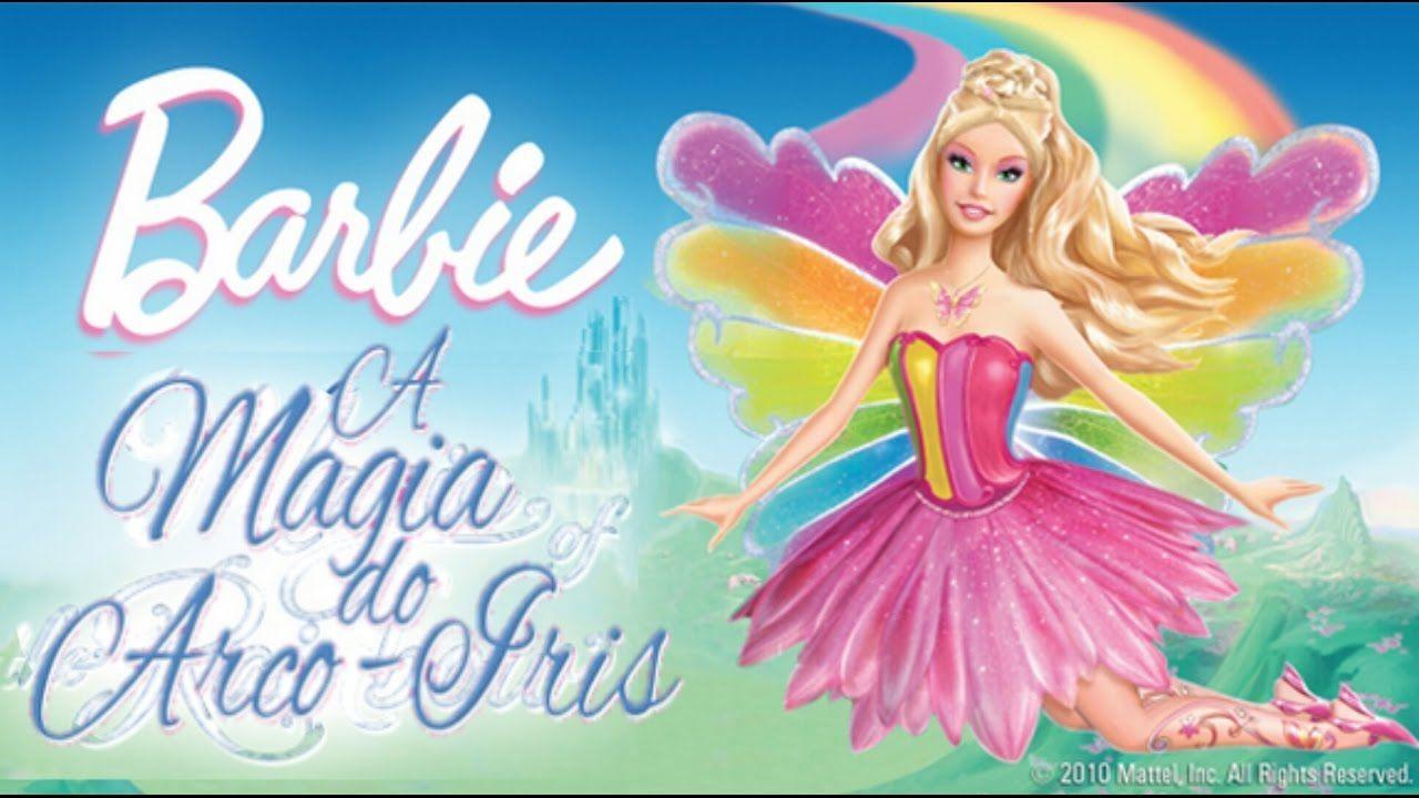 Barbie Fairytopia A Magia Do Arco Iris Filme Completo Coisas