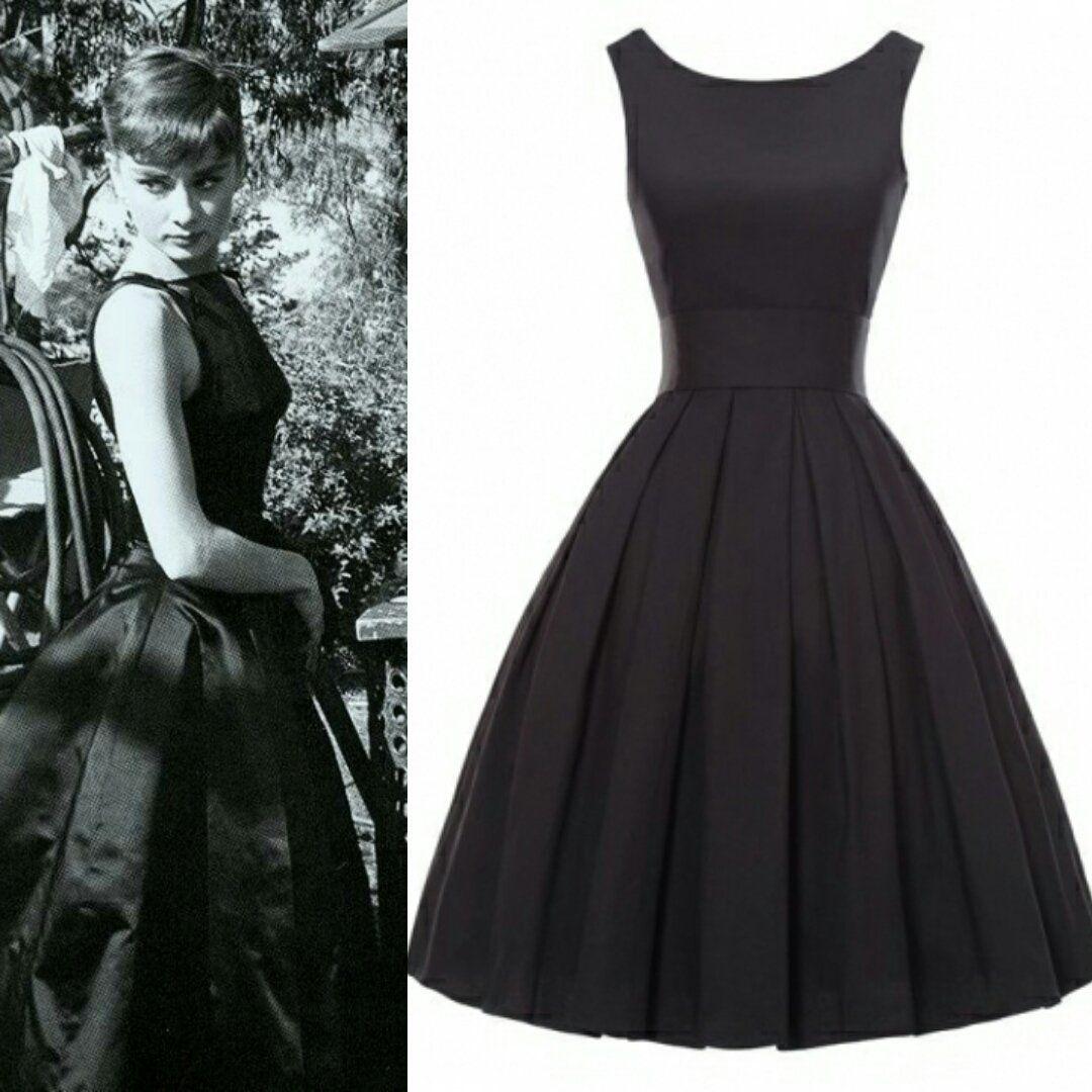 Audrey hepburn dresses pictures