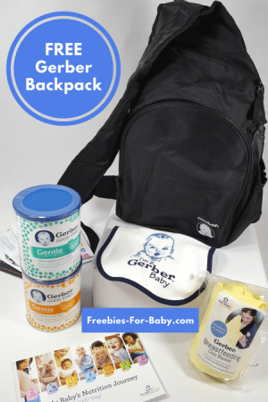 5 Free Diaper Bags Filled With Baby Samples
