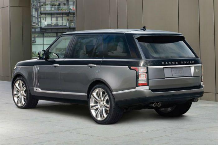 2017 Range Rover Hse Model