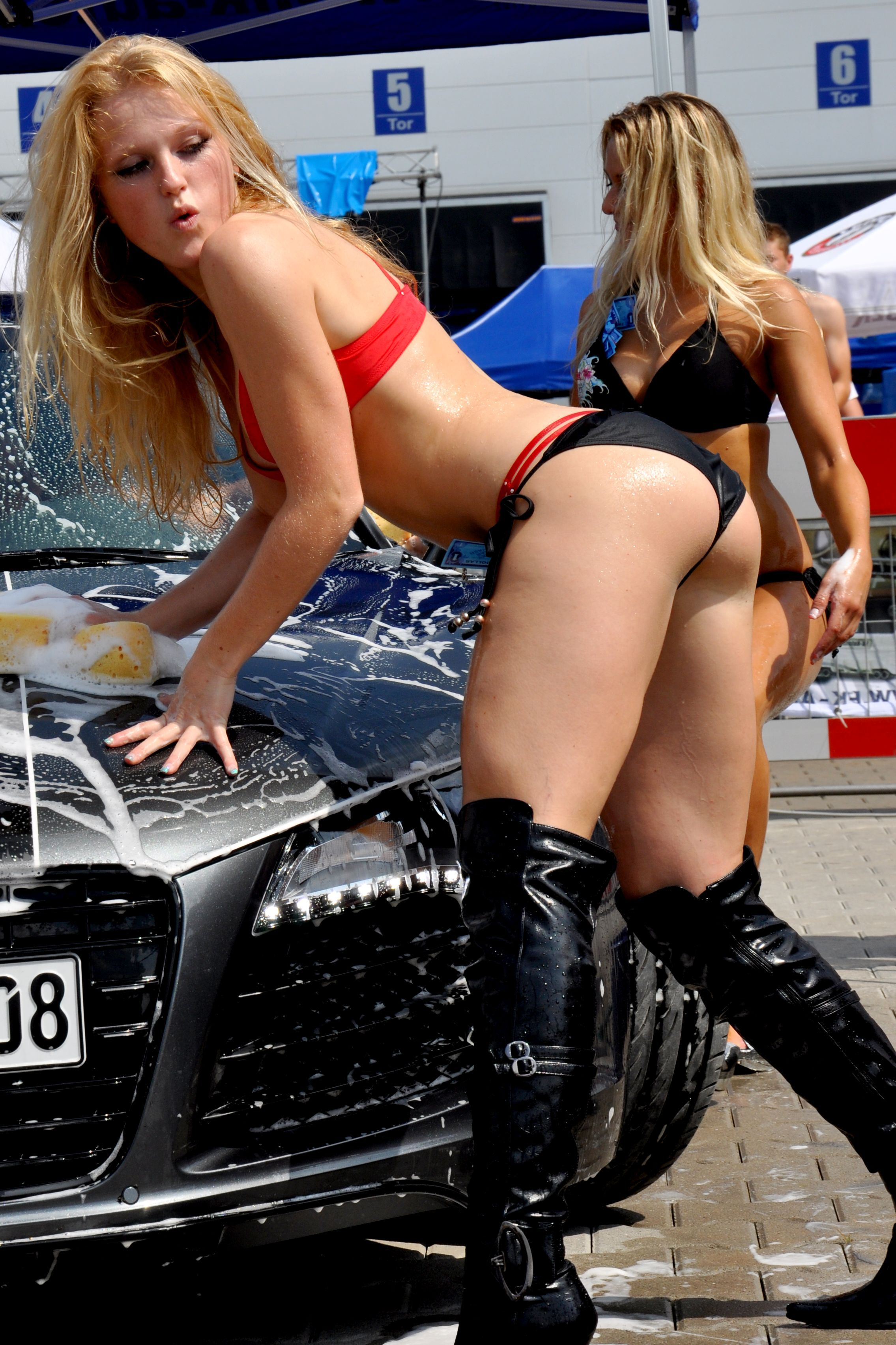Sexy Car Wash Schoolgirltart  Things To Wear  Pinterest -1089