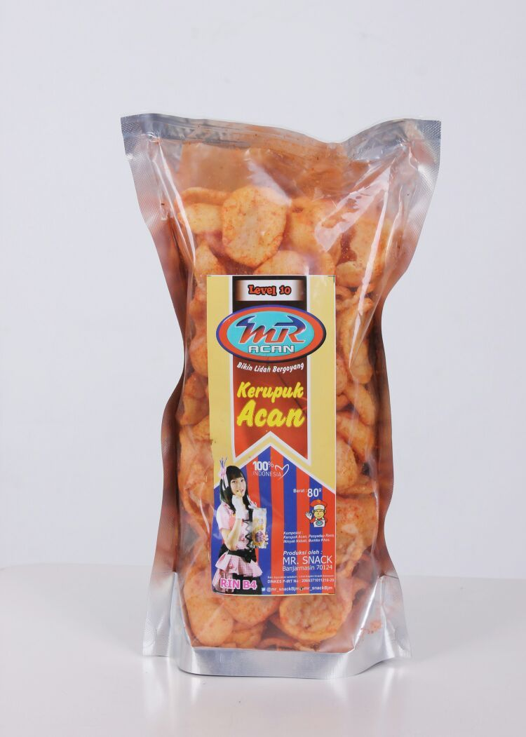 Kerupuk Acan By Mr Acan Makanan