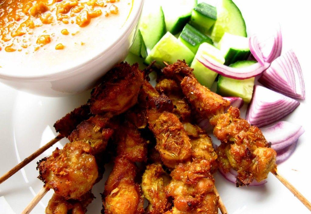 Indonesian-Satay-Recipe