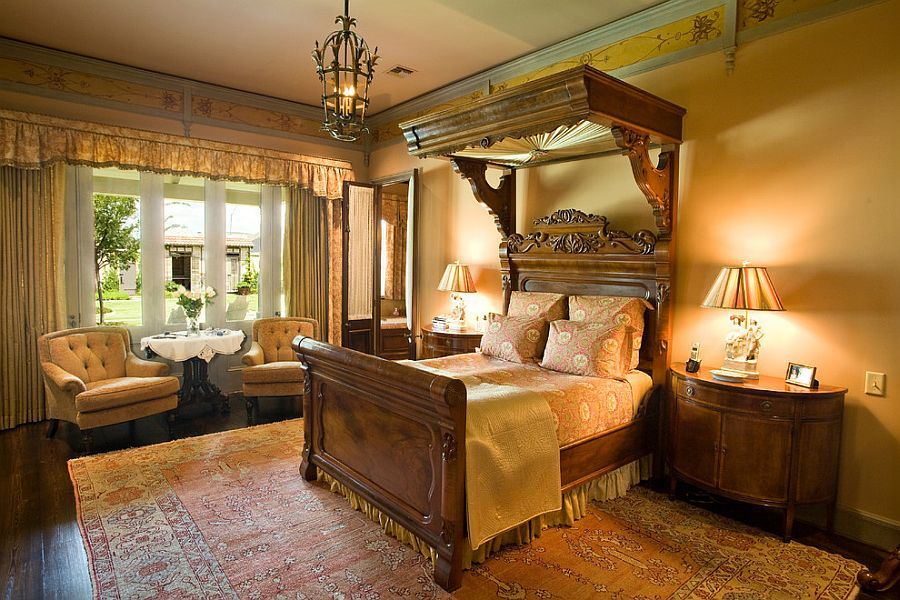 25 victorian bedrooms ranging from classic to modern - Orange Canopy Interior