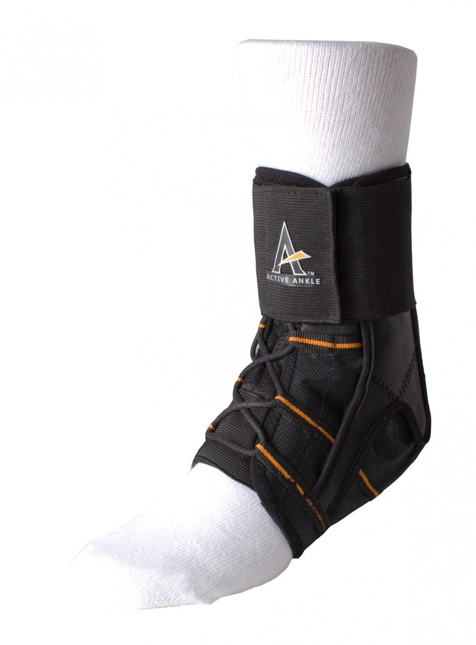Power Lacer Ankle Brace By Active Ankle Ankle Braces Elbow Braces Ankle