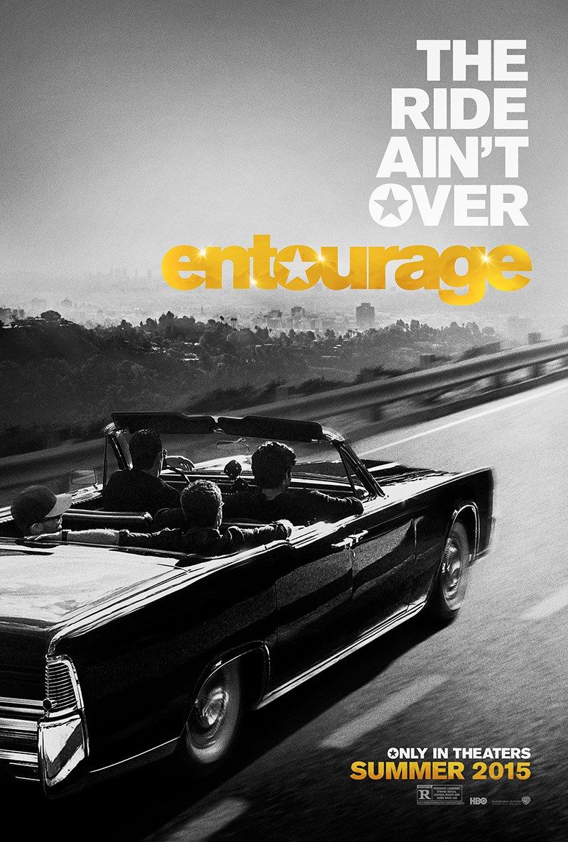 The ride ain't over. Who's in? #EntourageMovie