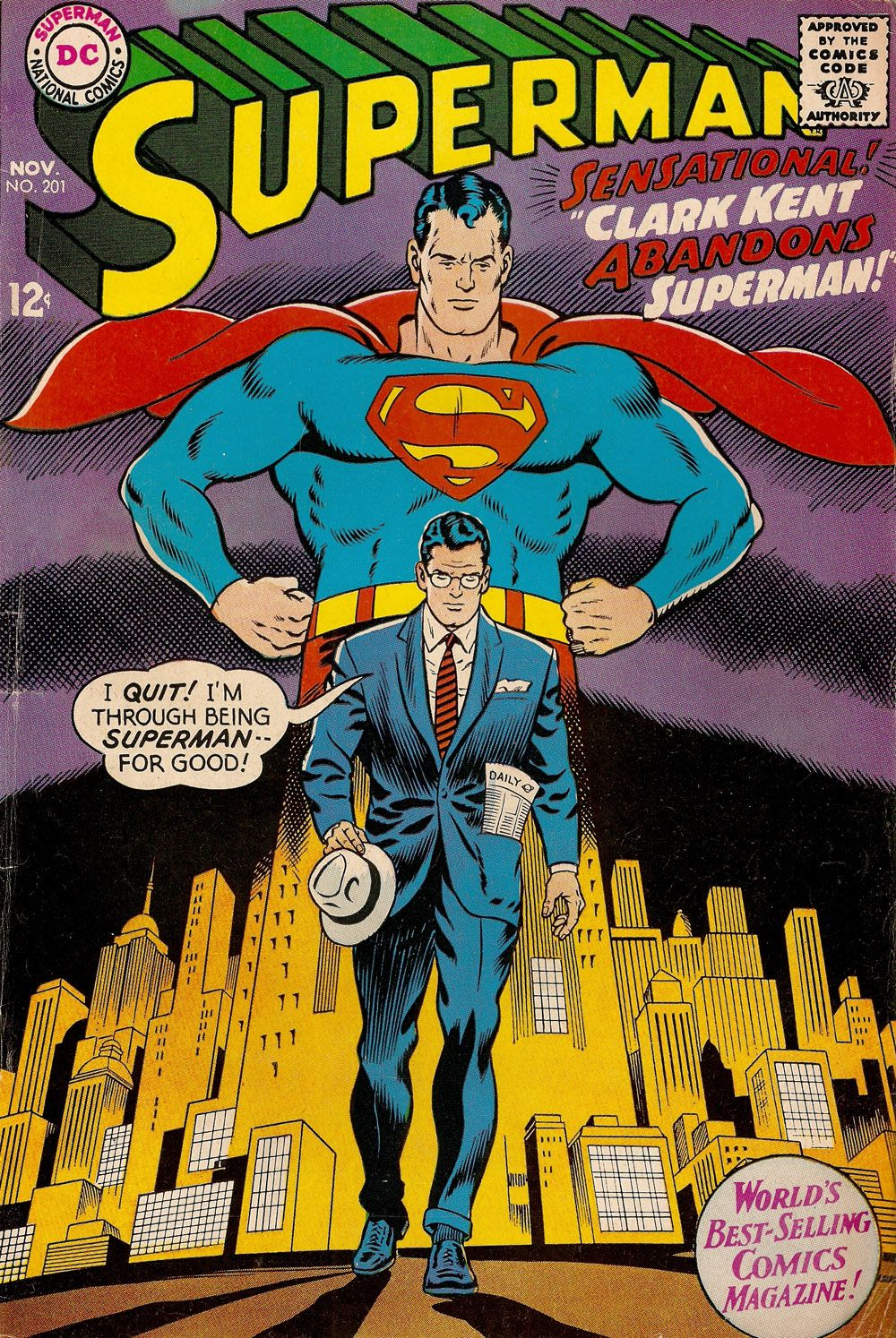 Superman Comic Book Cover Art ~ Another classic cover and oddly enough one i yanked from
