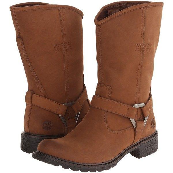 2b90f8bbb5e5 Timberland Earthkeepers Stoddard Mid Biker Waterproof Boot Women s...  ( 108) ❤ liked