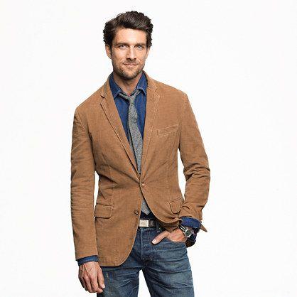 Ludlow sportcoat in 14-wale corduroy - Ludlow sportcoats - Men's ...