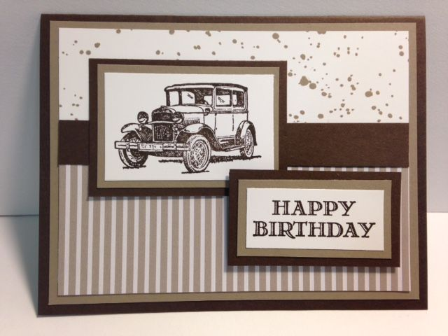 My creative corner a guy greetings masculine birthday card guy greetings masculine birthday card stampin up rubber stamping handmade cards more bookmarktalkfo Images