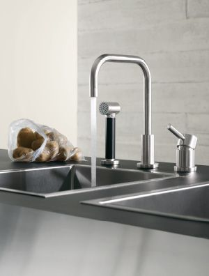 Dornbracht Meta.02 kitchen faucet
