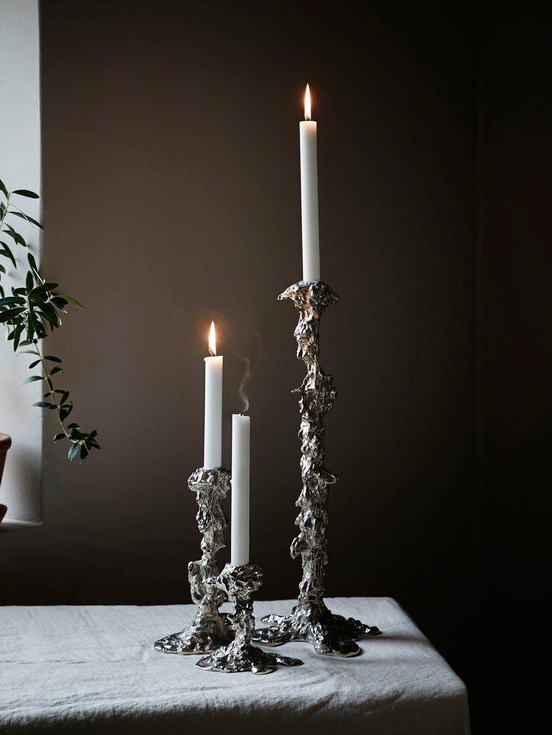 Drip Candle Holder Ljus Ljusstakar Dekoration