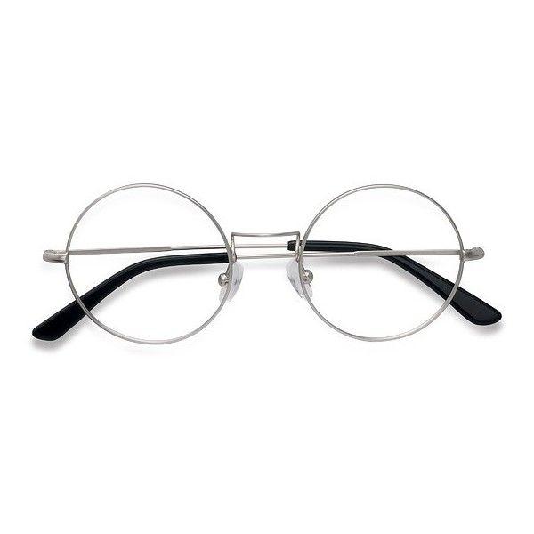 249cb83e82 Men s Someday - Silver round metal - 17573 Silver Rx Eyeglasses (1.720 RUB)  ❤