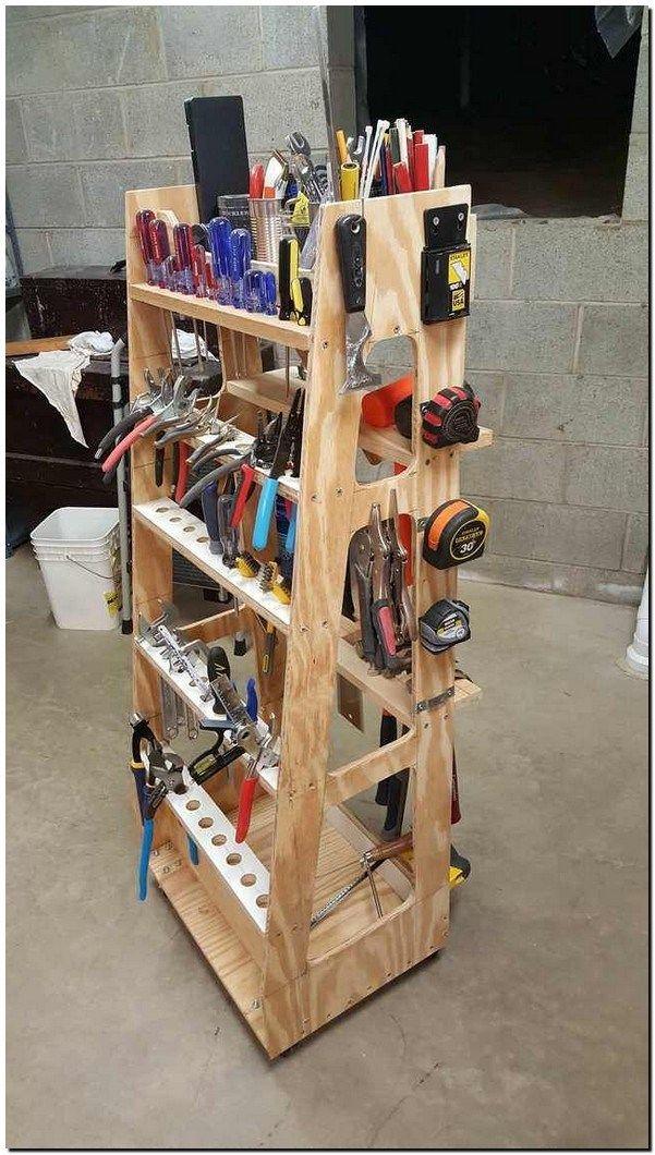 30 inspiring diy garage storage design ideas on a budget on inspiring diy garage storage design ideas on a budget to maximize your garage id=43078
