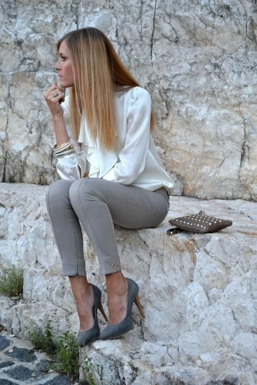 •´¯`•.♥.•´¯`• love this style