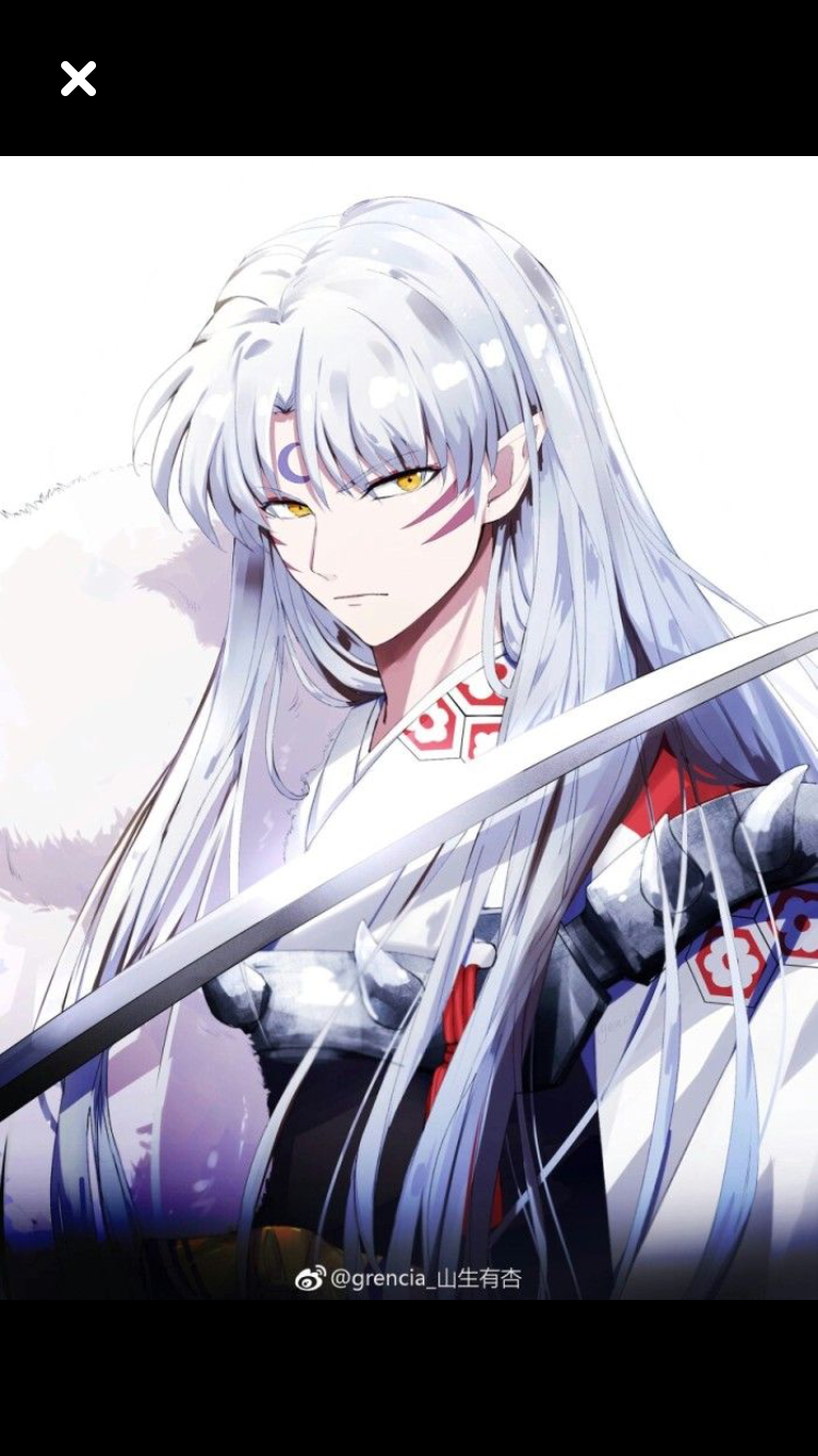 Lord Sesshomaru | Inuyasha | Inuyasha, Inuyasha love
