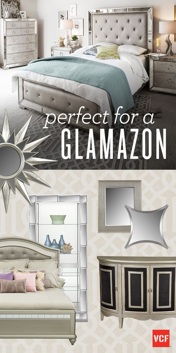 Let Your Home Sparkle Like Glitter With The Best Pieces American Signature  Furniture Has To Offer!