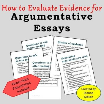 $ This lesson emphasizes some of the most important critical thinking skills a student can master - knowing how to evaluate evidence uncovered in research, distinguishing fact from opinion, and recognizing generalizations and slanted writing. The lesson includes teacher guidelines, a short Power Point Presentation, and 7 exercises so that students can practice the concepts learned.