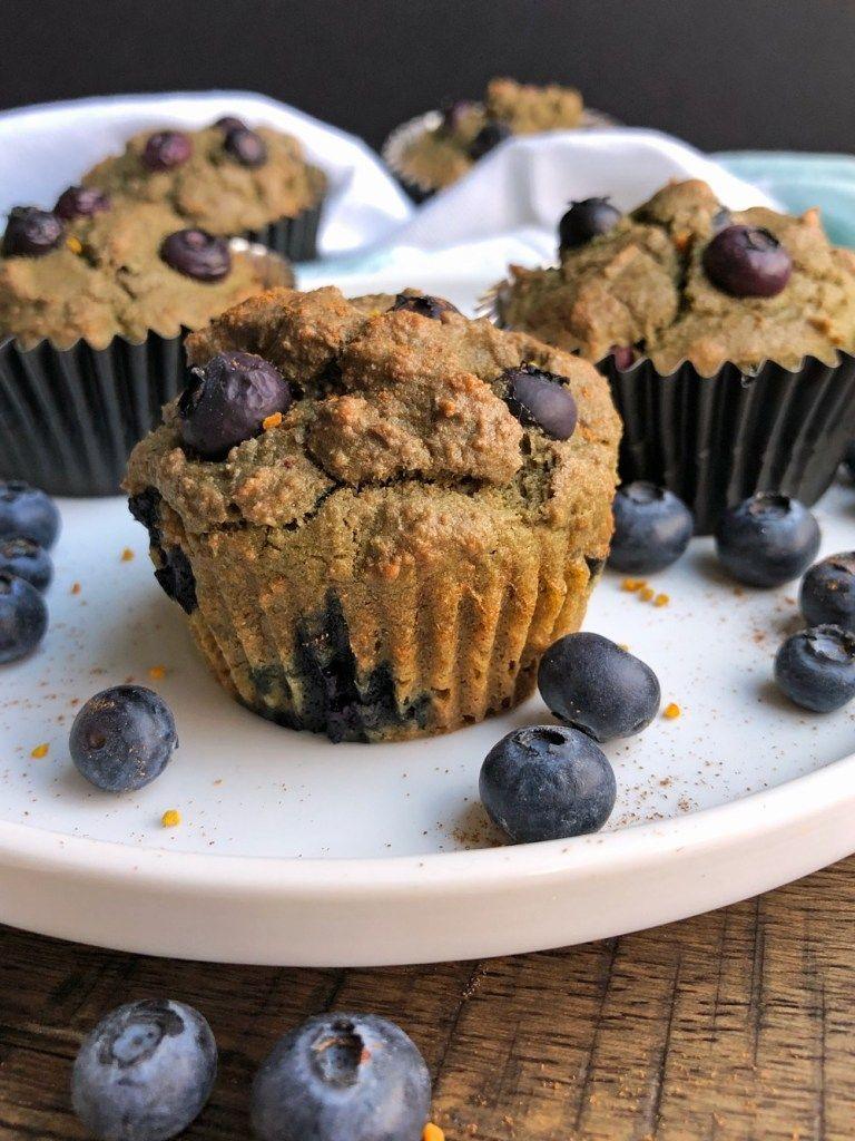 Blueberry Cassava Flour Muffins Bake It Paleo Recipe
