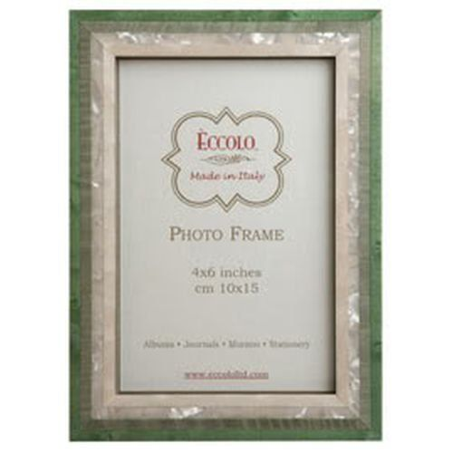 Eccolo Studio Green Wood Frame 5 By 7inch Be Sure To Check Out This Awesome Product Frame Green Picture Frames Studio Green