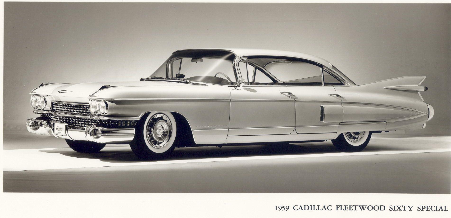 Pin on 1959 Cadillac