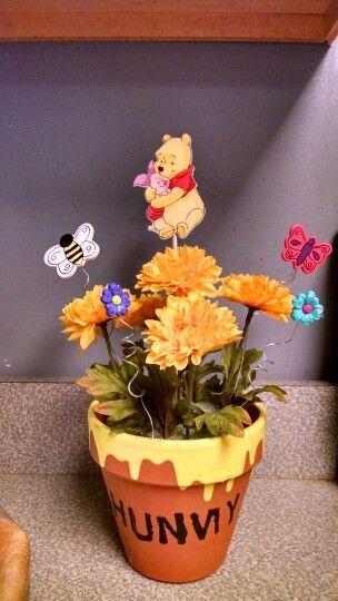 Winnie The Pooh Baby Shower Centerpiece : winnie, shower, centerpiece, Winnie, Shower, Disney, Shower,, Themes