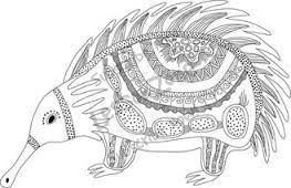 Image Result For Aboriginal Art Animals Colouring In Indigenous Art Aboriginal Art Aboriginal Art Animals