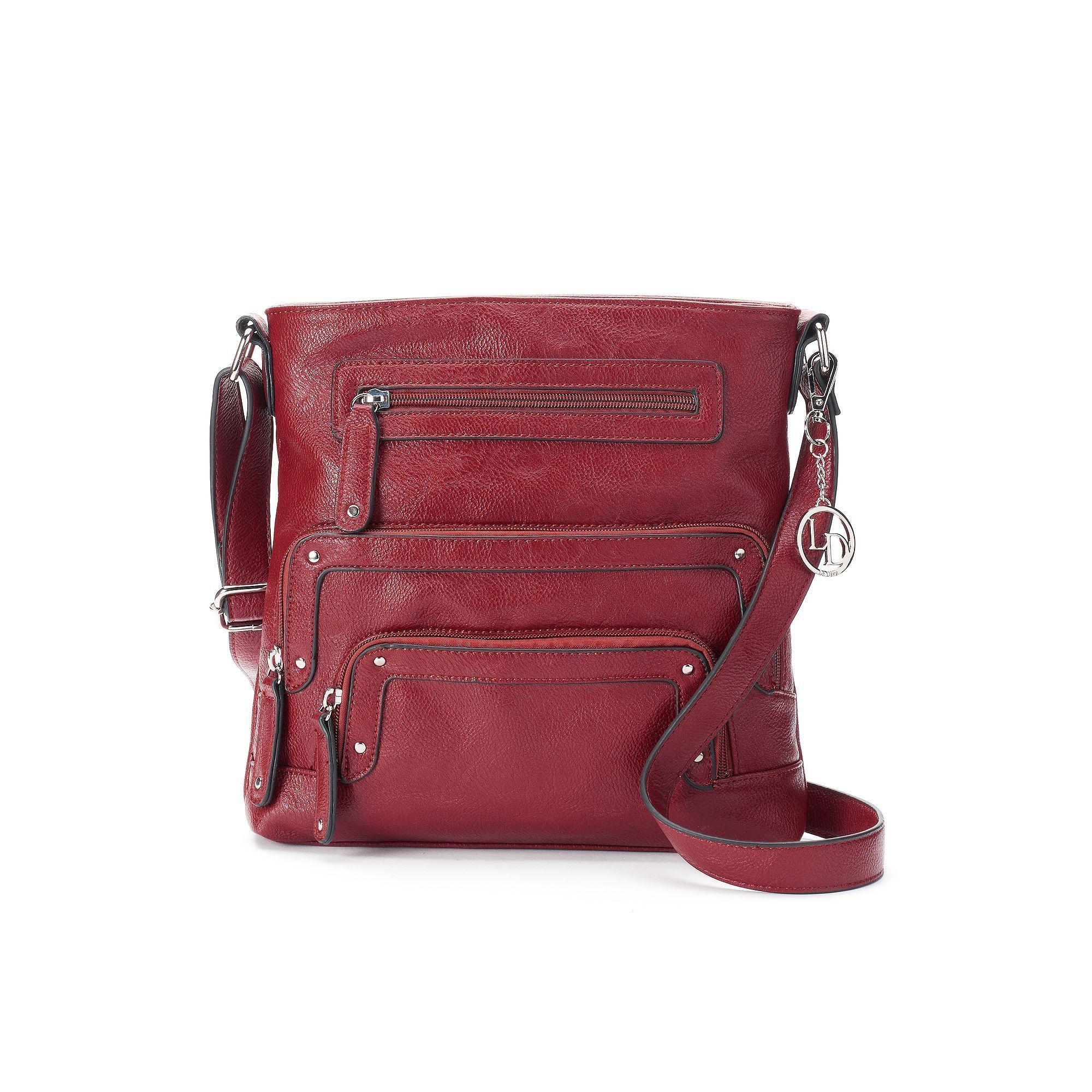 260943f098 La Diva Zipper Crossbody Bag