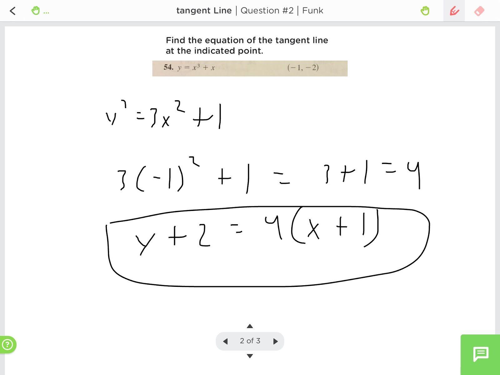 Using Classkick In The High School Math Classroom