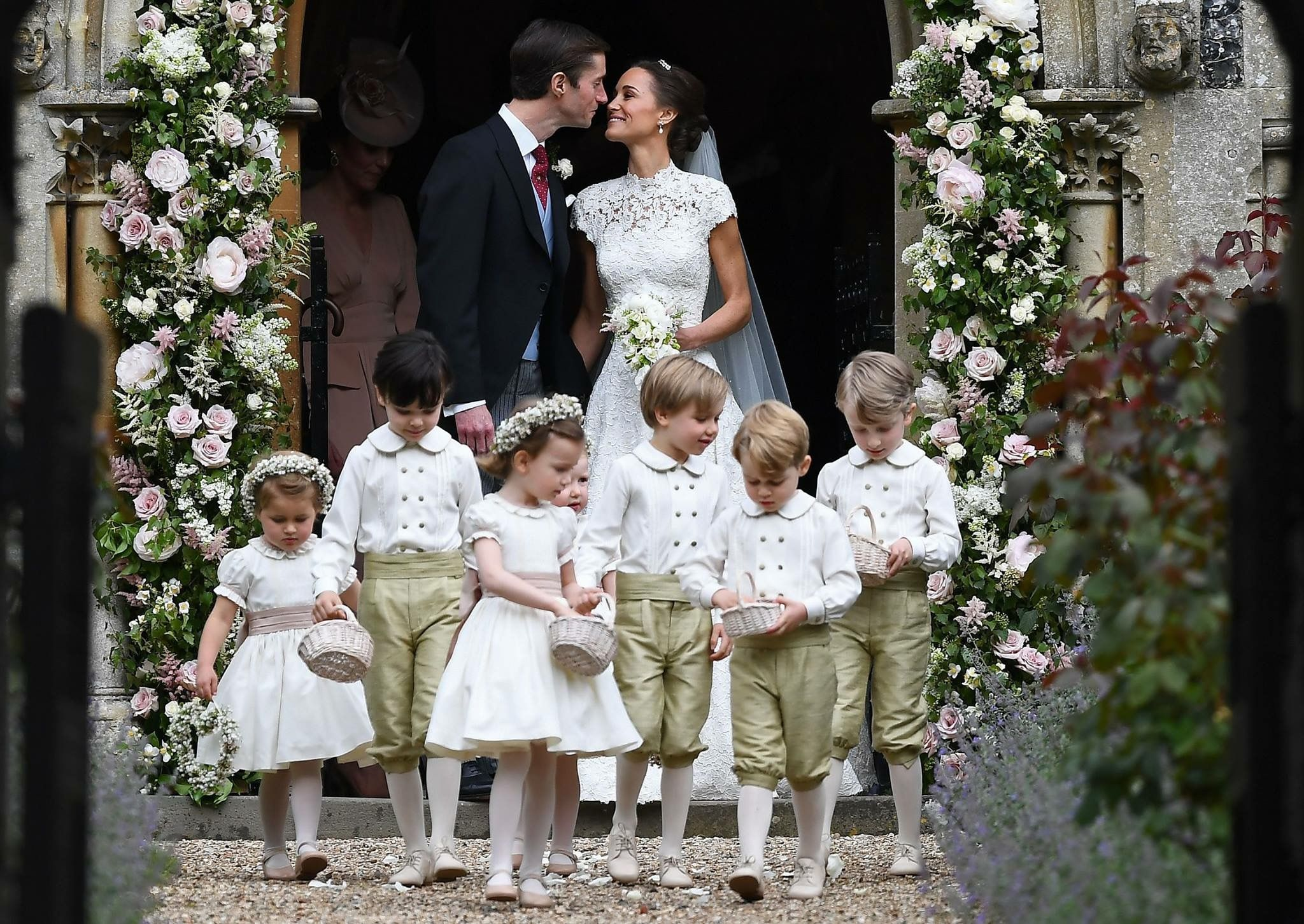 Wedding of the year: Pippa Middleton married a millionaire