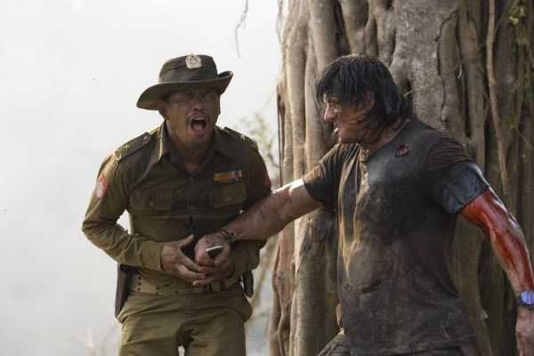 Sylvester Stallone | Sylvester stallone, Rambo 4, Movies