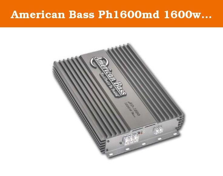 class d monoblock amp for sale