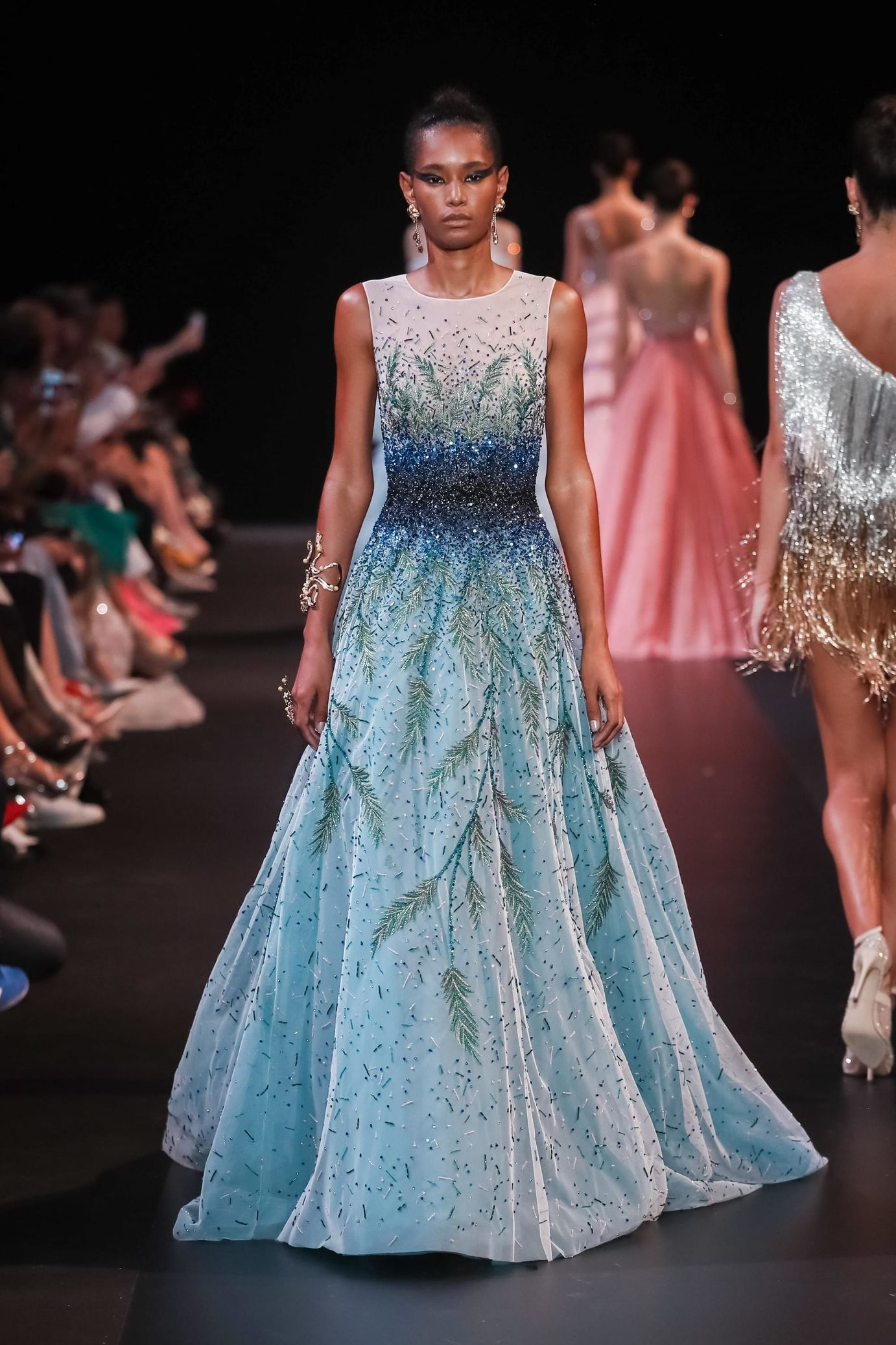 a1a61495a67b Georges Hobeika Haute couture Fall Winter 2018-2019 19