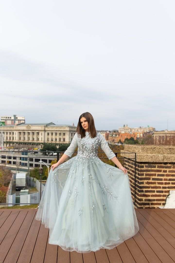 Garden tulle ball gown in 2020 gowns gowns for girls