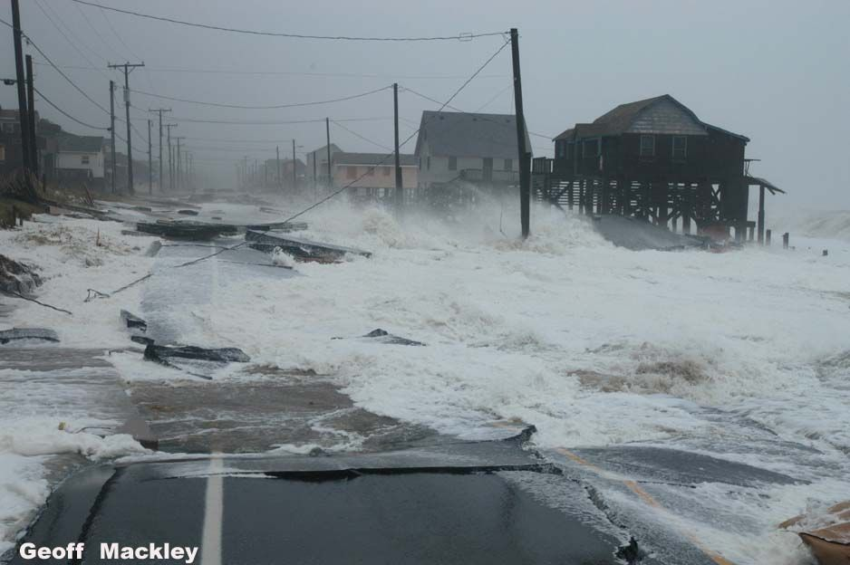 Hurricane Isabel Google Search Storm Damage Outer Banks Nc In 2019 North Carolina