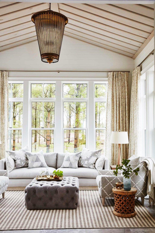 Sarah Joy Blog - | Cozy christmas living room, Small