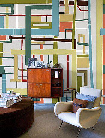 Life! Big Brand by Wall & Decò Wallpapers interpreting