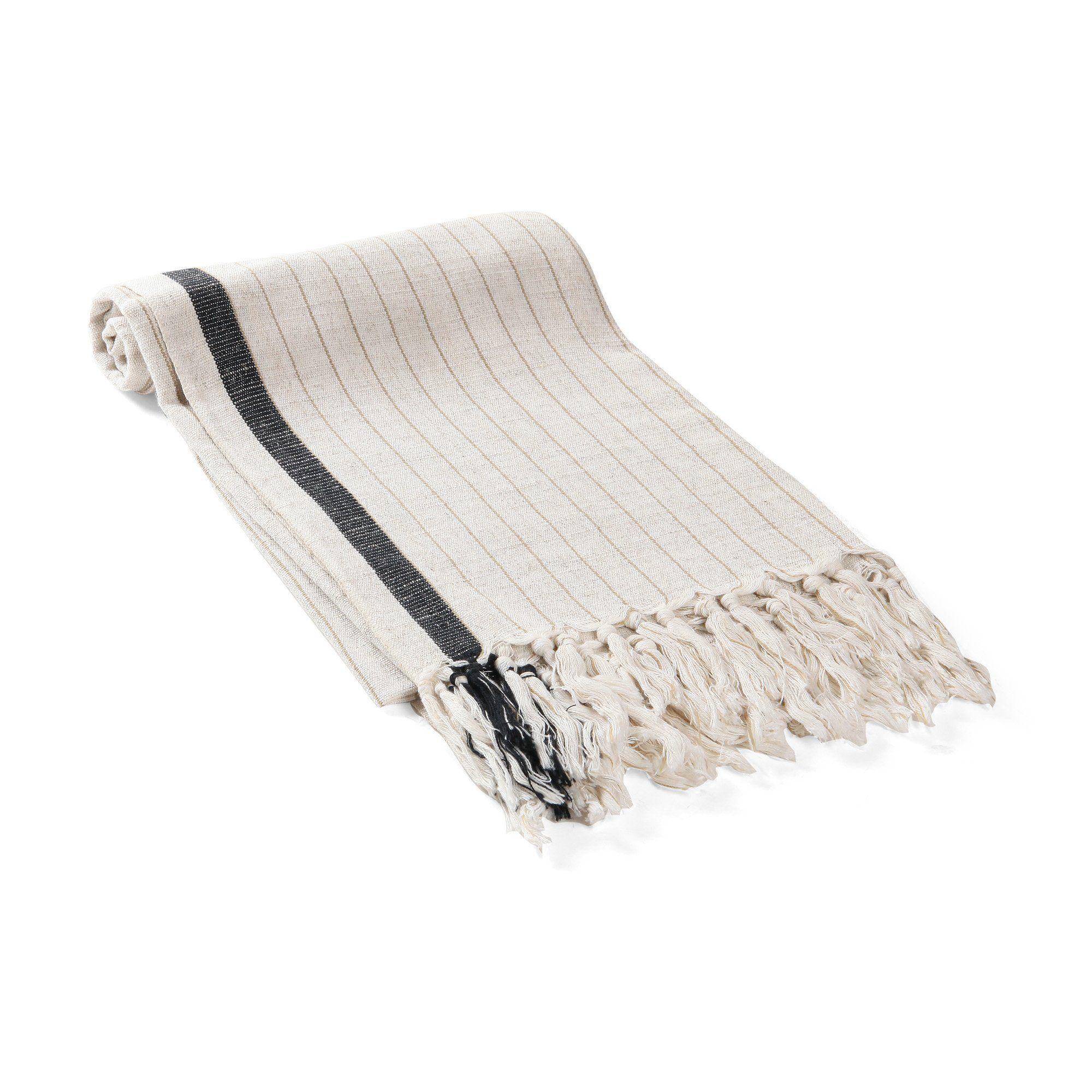Carson Paisley Beach Towel Blanket