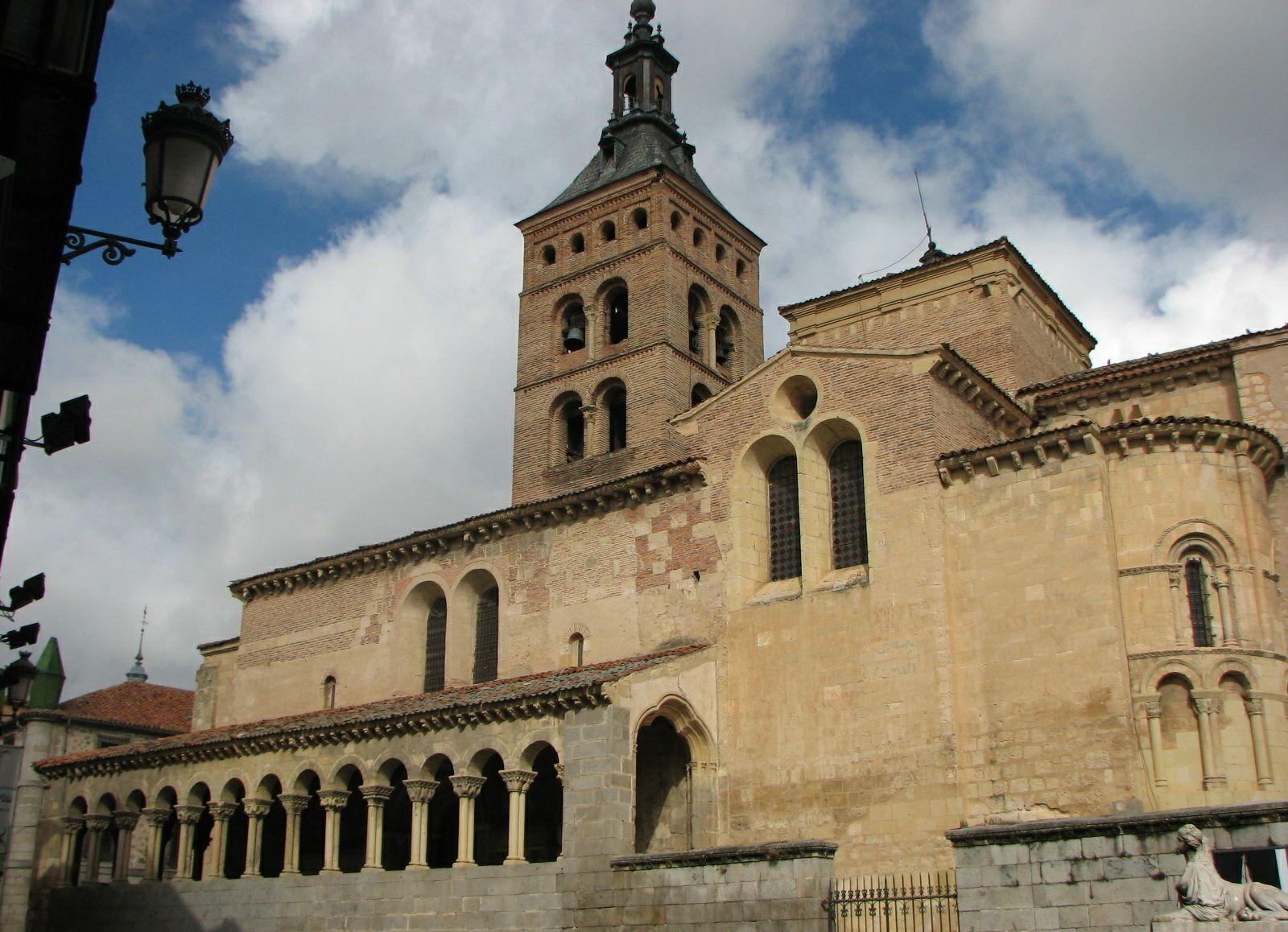 Cabildo Cathedral in Segovia, Spain