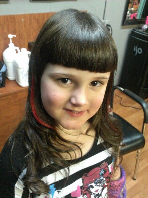 Little Girl Haircut With Bangs All About You Hair By Brandy Bilbrey 615 792 8817