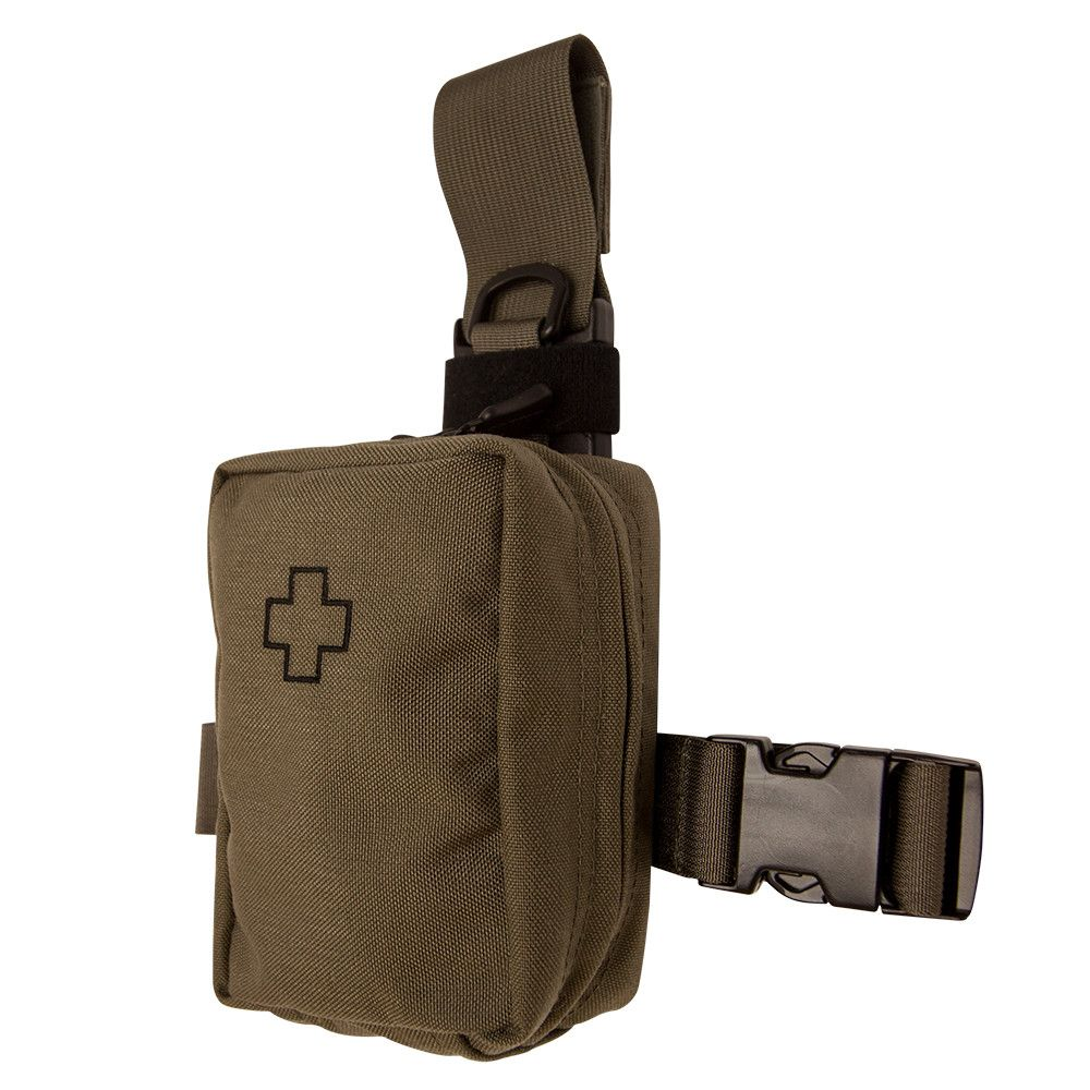 Speed Clip LASD IFAK Pouch, Thigh, Belt, Vest Kit | Military