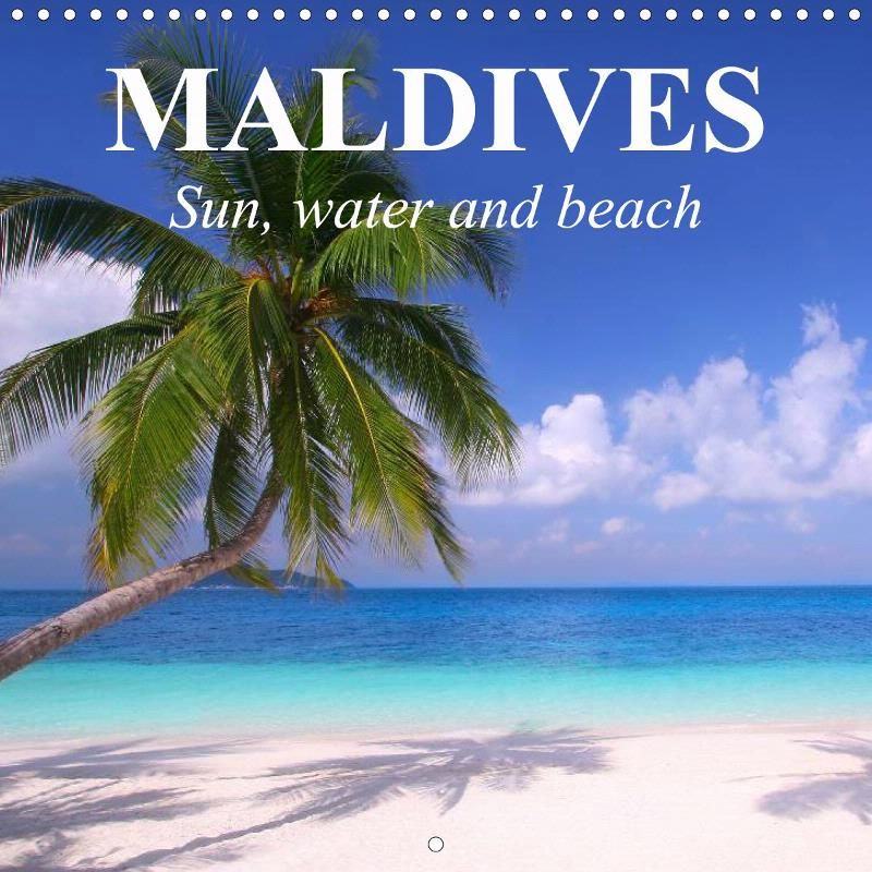 Contemporary Maldives Sun water and beach CALVENDO calendar maledives beach In 2018 - sunwater Amazing