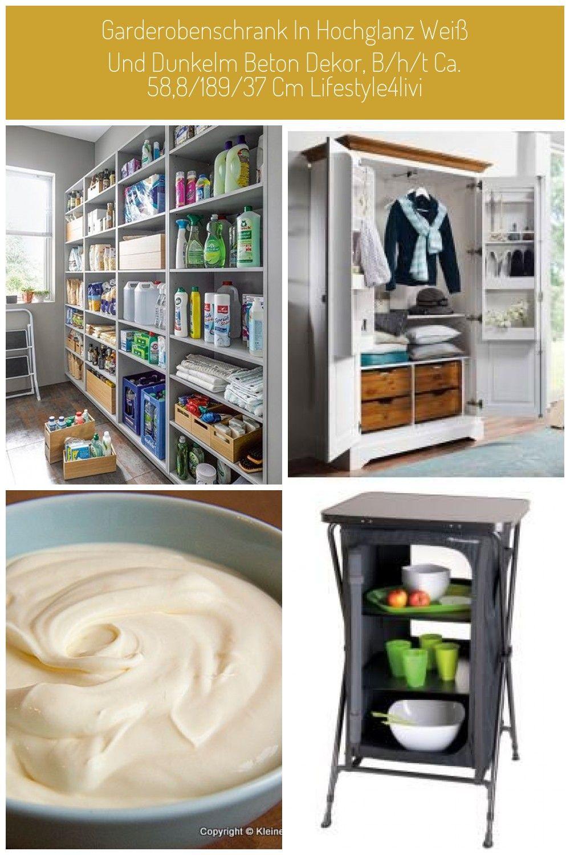 Schueller Hauswirtschaftsraum 3 In 2020 Garderobe Schrank Vorratsschrank Garderobenschrank