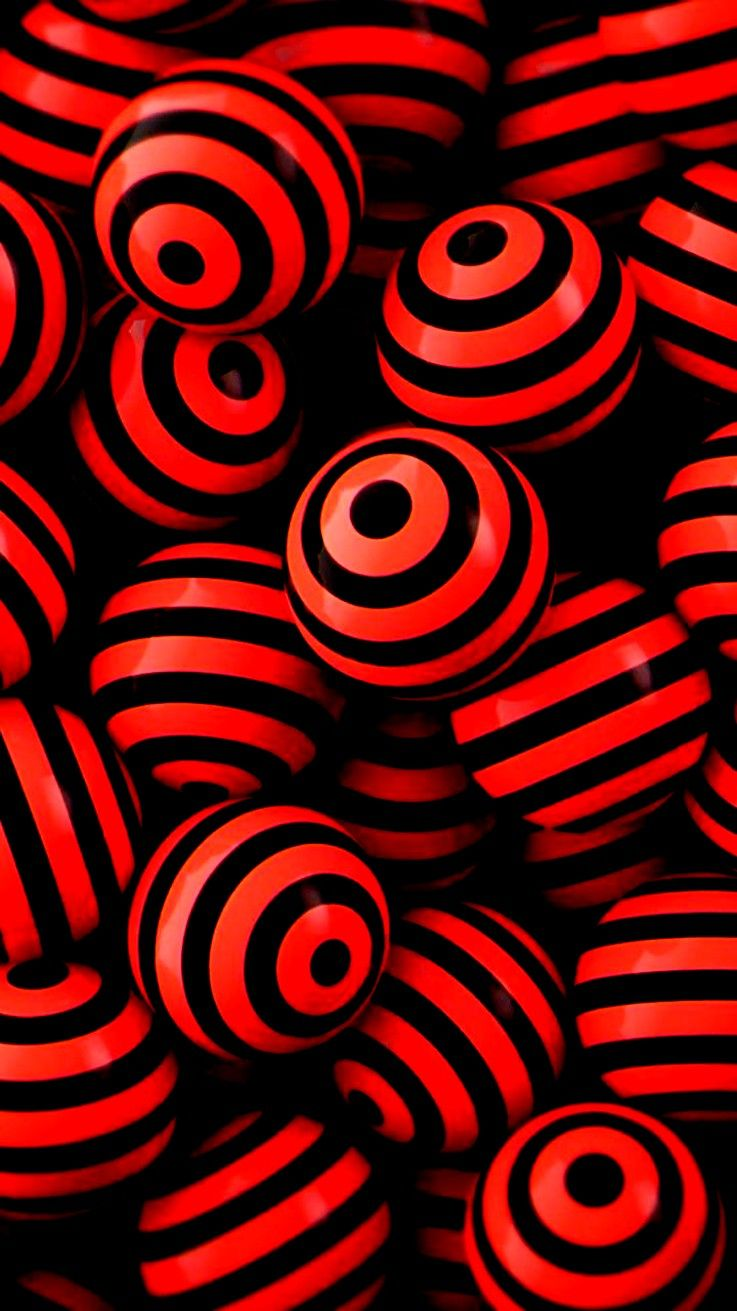 Pin By Sizzles On Red Red And Black Wallpaper Colorful Wallpaper Red Wallpaper