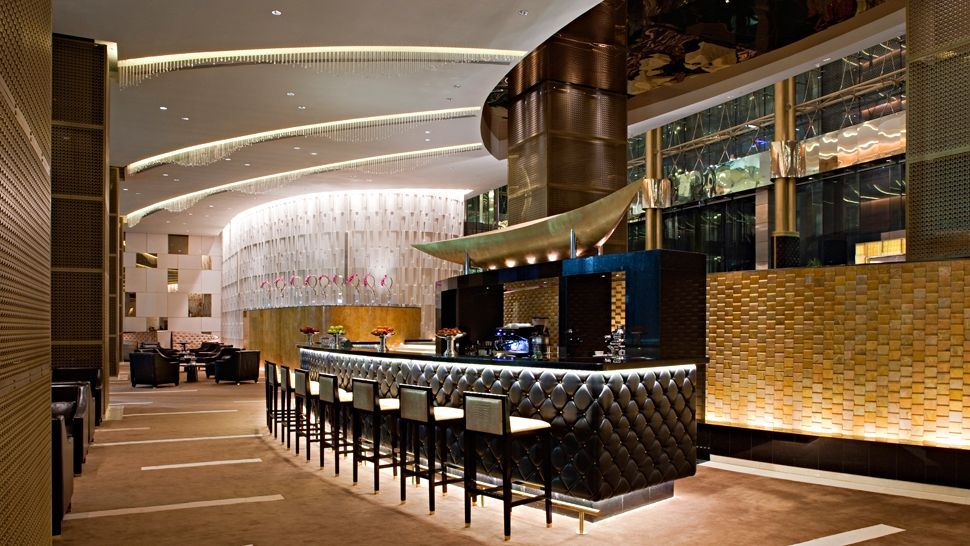 The meydan hotel dubai united arab emirates hotels for Dubai hotel interior design