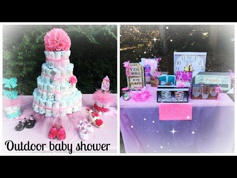 Outdoor Baby Shower Decor Diy Check More At Httpnewbieto