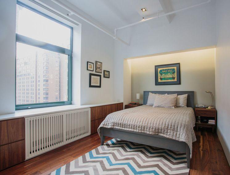 modern schlafzimmer by raad studio schlafzimmerschlafzimmer aufbewahrungkommoden lagerunglagerschrnkekleine - Kleine Schlafzimmerideen Mit Lagerung