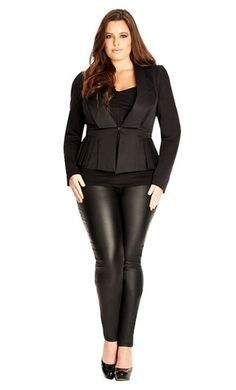 21aa6a1543d94 plus size women in tuxedos - Google Search … | boss outfit in 2019 ...