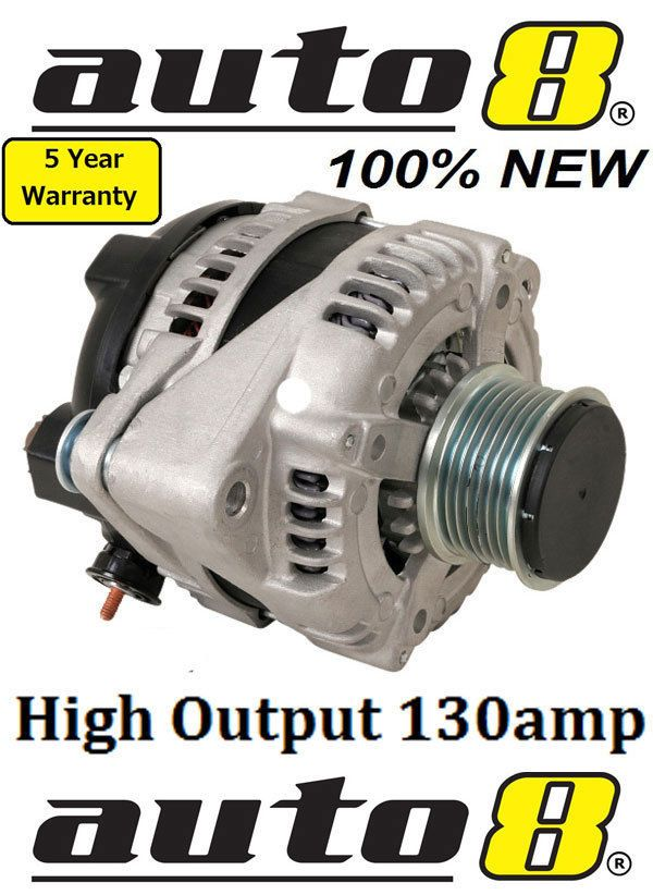 Details about Alternator fits Toyota Hilux D4D 3 0L Turbo Diesel 1KD